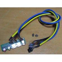Панель передних разъемов (audio в Дедовске, USB в Дедовске, FireWire) для корпуса Chieftec (Дедовск)