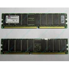 Серверная память 512Mb DDR ECC Registered Kingston KVR266X72RC25L/512 pc2100 266MHz 2.5V (Дедовск).