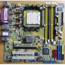 Материнская плата Asus M2NPV-VM socket AM2 (без задней планки-заглушки) - Дедовск