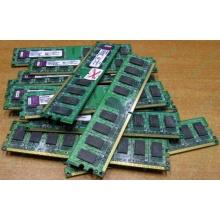 ГЛЮЧНАЯ/НЕРАБОЧАЯ память 2Gb DDR2 Kingston KVR800D2N6/2G pc2-6400 1.8V  (Дедовск)