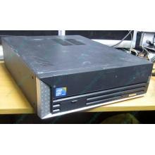 Лежачий четырехядерный компьютер Intel Core 2 Quad Q8400 (4x2.66GHz) /2Gb DDR3 /250Gb /ATX 250W Slim Desktop (Дедовск)