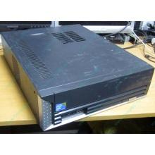 Лежачий четырехядерный системный блок Intel Core 2 Quad Q8400 (4x2.66GHz) /2Gb DDR3 /250Gb /ATX 300W Slim Desktop (Дедовск)