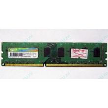 НЕРАБОЧАЯ память 4Gb DDR3 SP (Silicon Power) SP004BLTU133V02 1333MHz pc3-10600 (Дедовск)