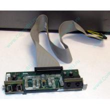 Панель передних разъемов (audio в Дедовске, USB) и светодиодов для Dell Optiplex 745/755 Tower (Дедовск)