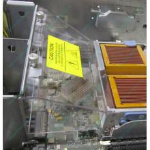 Прозрачная пластиковая крышка HP 337267-001 для подачи воздуха к CPU в ML370 G4 (Дедовск)