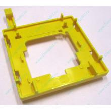Жёлтый держатель-фиксатор HP 279681-001 для крепления CPU socket 604 к радиатору (Дедовск)