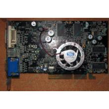 Видеокарта 256Mb ATI Radeon 9600XT AGP (Saphhire) - Дедовск
