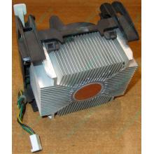 Кулер для процессоров socket 478 с медным сердечником внутри алюминиевого радиатора Б/У (Дедовск)