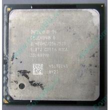 Процессор Intel Celeron D (2.4GHz /256kb /533MHz) SL87J s.478 (Дедовск)